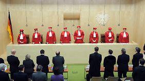 Weitere Schlappe für Merkel: Sondergremium verfassungswidrig