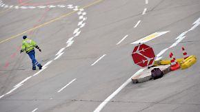 Streiken nun auch die Lotsen?: 300-400 Flüge könnten ausfallen