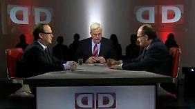 Max Otte und Michael Meister: Euros nach Athen: Jetzt reicht's?