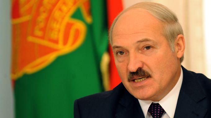 """Weißrusslands Präsident Alexander Lukaschenko - der """"letzte Diktator Europas"""""""
