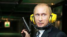 """""""In seinen Augen sieht man den KGB"""": Putin, der On-Off-Präsident"""