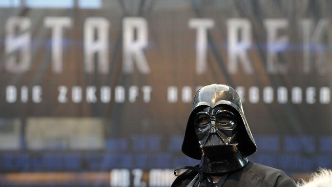 Darth Vader ist zu einer Symbolfigur des Bösen geworden.