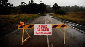 Überflutungen in Australien: Tausende müssen evakuiert werden
