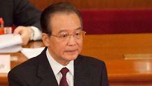 Wen Jiabao bereitet sein Land auf schwierige konjunkturelle Zeiten vor.