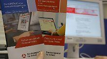 """""""Einfallstor für Datenmissbrauch"""": Harsche Kritik an BA-Jobbörse"""
