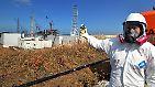 Angst in der Atomruine Fukushima: Tausende arbeiten im zerstörten AKW