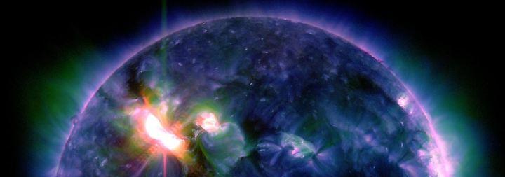 Auswirkungen von Sonnenstürmen: Polarlichter