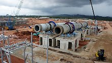 Raffinerie für Seltene Erden in Malaysia: Hohe Preise spielen Chinas Konkurrenten in die Hände.