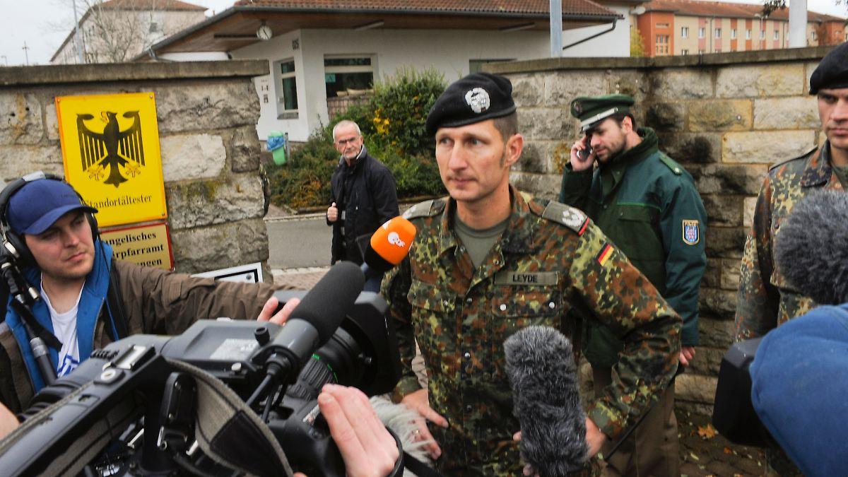 Bundeswehr Unfall