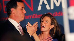US-Vorwahlen in Alabama: Santorum sticht Romney aus