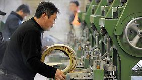 Eurokrise schlägt zu Buche: USA und China exportieren mehr