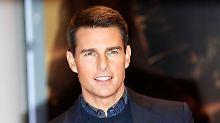 """Tom Cruise ist für Clint Eastwoods Remake des Musical-Hits """"A Star is Born"""" im Gespräch."""