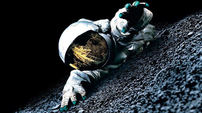 """Die Videoaufnahmen zur """"Apollo 18 Mission"""" finden sich auf lunartruth.org."""