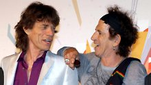 Mick Jagger und Keith Richards.