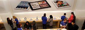 Auch Apple-Kunden haben in Europa mindestens zwei Jahre Gewährleistungsanpruch - ohne Extra-Kosten.