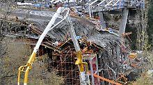 Unglück in Andorra: Fünf Tote bei Brückeneinsturz