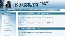 Wenige Wochen nach der Razzia im Netz: kinox.to