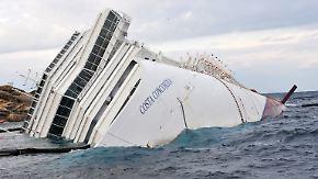 Costa Concordia: Taucher finden wieder Leichen