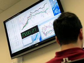Dammbruch beim Hochfrequenzhandel: Hire ist die Börsenaufsicht SEC gefordert.