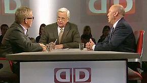 Ulrich Schneider und Oswald Metzger: Mehr Lohn für alle?