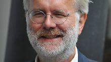 Botschafter für die Region Stuttgart: TV-Moderator Harald Schmidt.