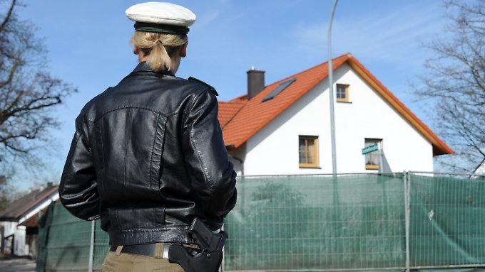 Doppelmord im bayerischen Notzing: Polizei findet verscharrte Leichen