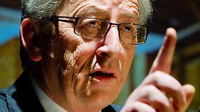 """Juncker: """"Der Euro wird mich überdauern."""""""