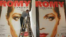 Von Sissi bis Sanssouci: Romy Schneider in Bildern und mehr