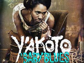 """Das Debütalbum von Y'Akoto heißt """"Babyblues""""."""