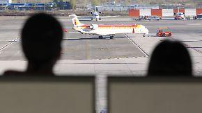 Pilotenstreik bei Iberia: Das große Chaos bleibt aus