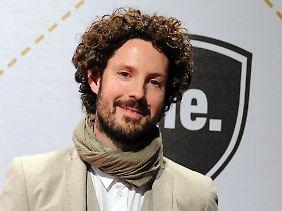Gehörte zum ersten Produzenten-Team der Sängerin: Ex-Freundeskreis-Frontmann Max Herre.