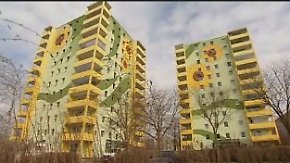 n-tv Ratgeber: Alte Plattenbauten neu renoviert
