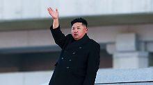 Kim Jong Un, der neue starke Mann in Nordkorea.