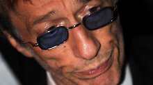 Robin Gibb im Juni 2009.