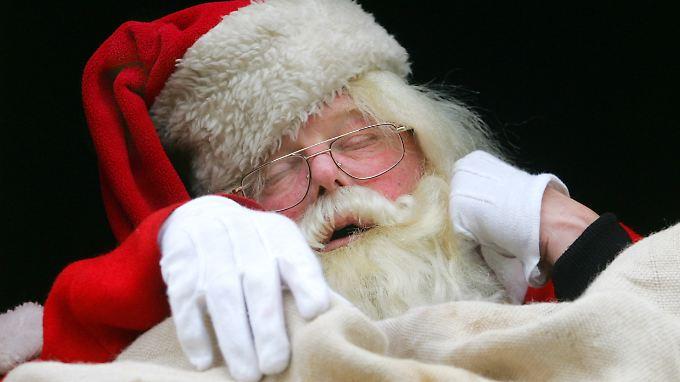 Mit zunehmendem Alter können die Schlafgeräusche deutlich an Lautstärke zunehmen.
