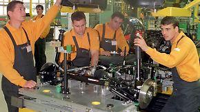 Bis zu 3000 Euro im Monat: Industrie sucht Ferienjobber