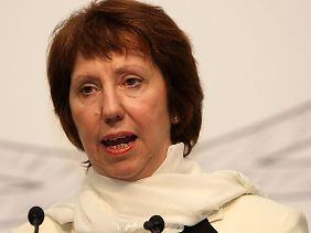 EU-Außenbeauftragte Ashton war zufrieden mit den Verhandlungen