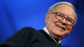 Diagnose: Prostatakrebs: Warren Buffett nimmt eine Auszeit