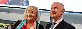 Sie sind Volkswagen: Ursula und Ferdinand Piëch