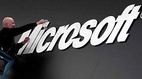 Wegen schwächerer PC-Verkäufe hat Microsoft etwas weniger verdient als im Vorjahreszeitraum.