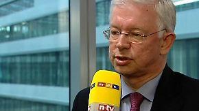 """Roland Koch in Interview: """"Wir werden gute Nerven brauchen"""""""
