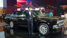 Nicht alles ist geklaut: Tops und Flops der Auto China