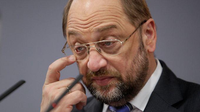 Martin Schulz wird auch den anderen Fraktionen des Parlaments hoch geachtet.