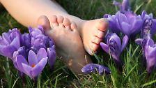 Sexsymbol und ungeliebte Treter: Füße - vernachlässigte Schwerstarbeiter