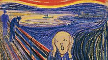 "Experten erwarten einen Weltrekord: Munchs ""Schrei"" wird versteigert"