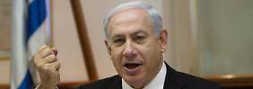 Benjamin Netanjahu dürfte nach Neuwahlen Ministerpräsident bleiben.
