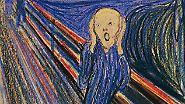 Unbekannter zahlt 120 Millionen Dollar: Rekorderlös für Munch-Bild