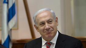 Bislang sieht es nicht danach aus, als müsste Benjamin Netanjahu sich nach der Wahl einen neuen Job suchen.