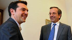 Samaras scheitert mit Regierungsbildung: Radikaler Linker sondiert in Athen