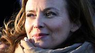 Cherchez la femme!: Valérie Trierweiler, neue Première Dame